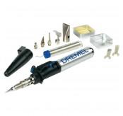 DREMEL 2000-6 Butane soldering iron cordless 6 in 1