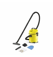 Karcher WD1 Vacuum Cleaner (Wet & Dry)