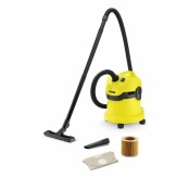 Karcher WD2 Vacuum Cleaner (Wet & Dry)