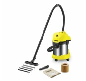 Karcher WD3.Premium Vacuum Cleaner (Wet & Dry)