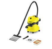 Karcher WD4 Vacuum Cleaner (Wet & Dry)