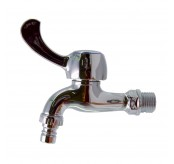 ABS002 Wall Mouted Water Tap Washing Faucet