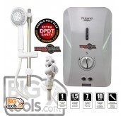 Rubine RWH-FS362A-WMW Water Heater with Pump (AC Inverter)