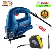 BOSCH GST 700 500 WATT JIGSAW FOC  JIGSAW BLADE AND 7.5M XI PAI MEASURING TAPE