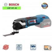 Bosch GOP 18V-28 EC Professional Multi Cutter SOLO (Unit Only) 1 YEAR WARRANTI