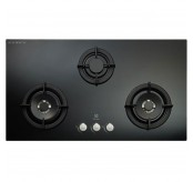 Electrolux EGT9038CK Gas Hob 3 Burners Cast Iron